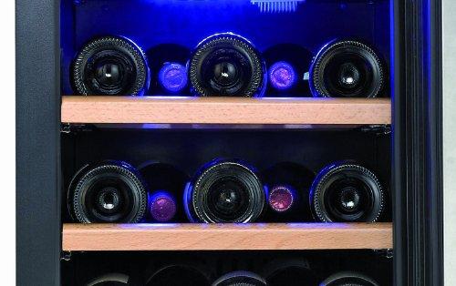 Caso WineMaster 24 Weinkühlschrank Test