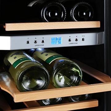 Klarstein Weinkühlschrank Test